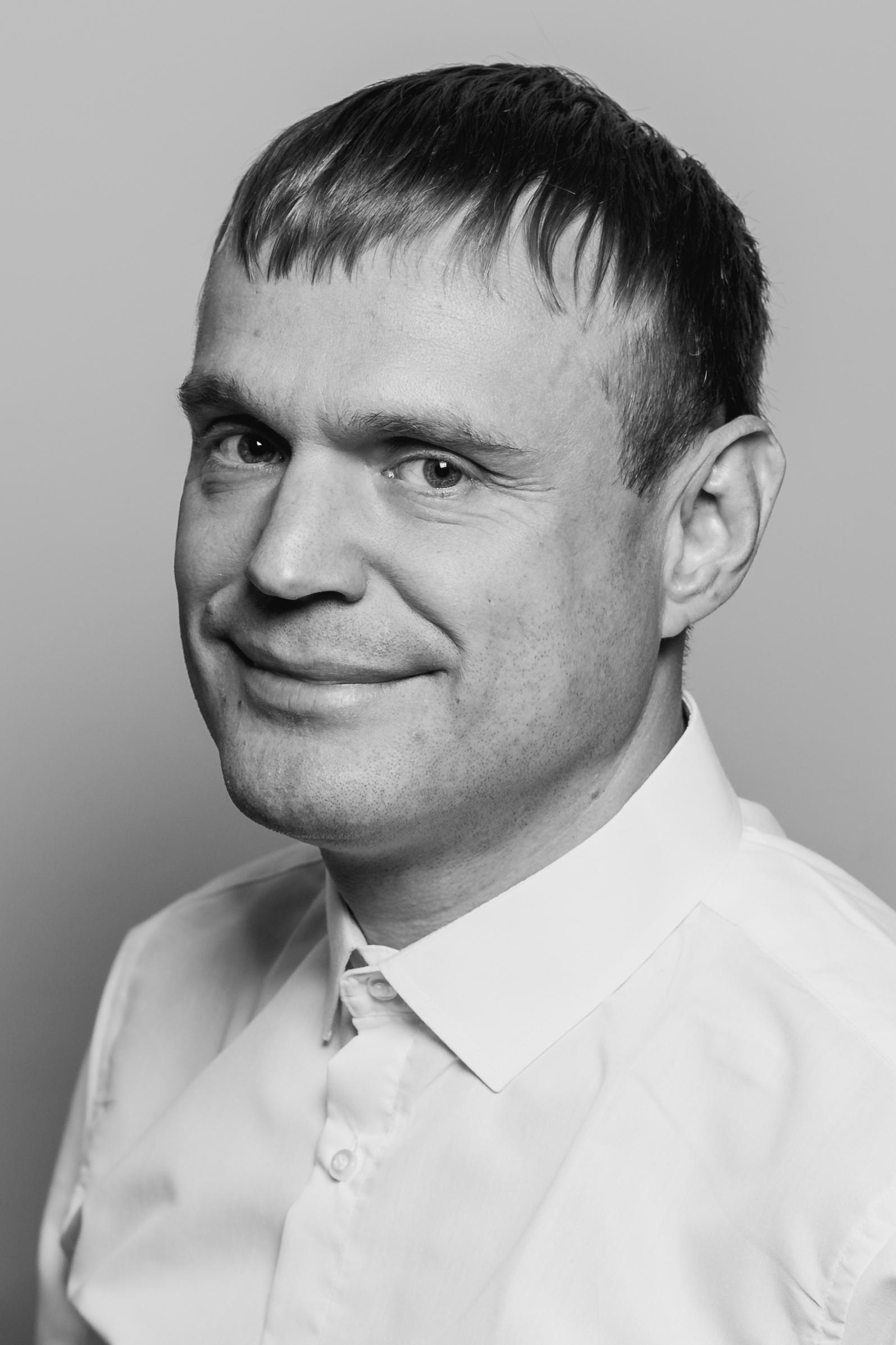 Sergey Ovchinnikov
