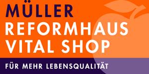 Müller Reformhaus – Vitalshop